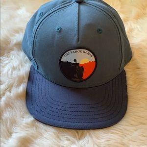 Prana 'Free Range Human' Snapback hat